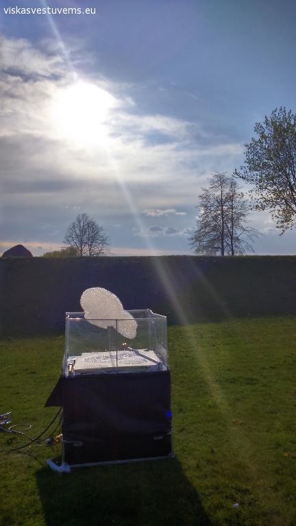 CloudMaker debesys - Jūsų šventės akcentas!