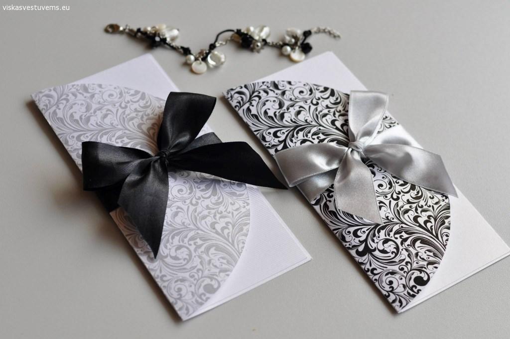 Kvietimai ir stalo kortelės