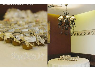 Medaus dovanėlės Jūsų šventės svečiams.