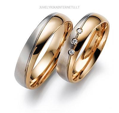 Rankų darbo vestuviniai žiedai