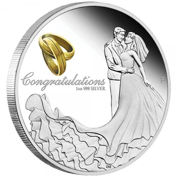 Sidabrinės monetos Jūsų dienai atminti