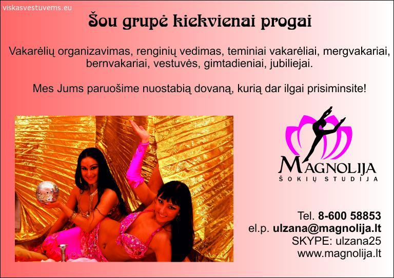 Šokių grupė Magnolija