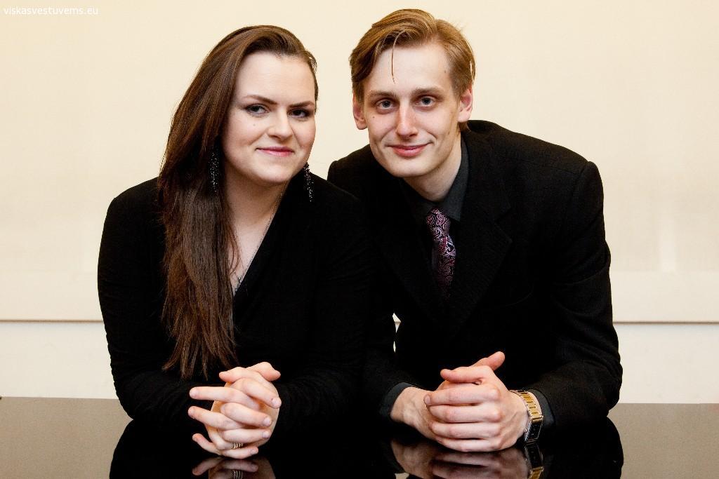 Vokalo ir fortepijono duetas